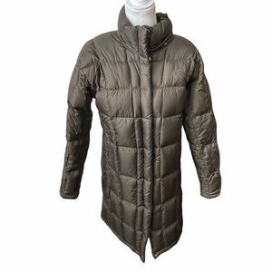 The North Face Womens Parka New Taupe Puffer